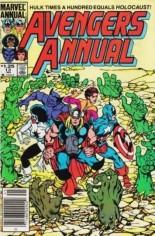 Avengers (1963-1996) #Annual 13 Variant C: $1.25 Variant