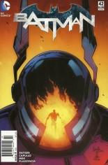 Batman (2011-2016) #42 Variant A: Newsstand Edition