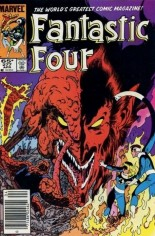 Fantastic Four (1961-1996) #277 Variant A: Newsstand Edition