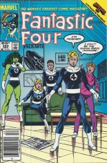 Fantastic Four (1961-1996) #285 Variant A: Newsstand Edition