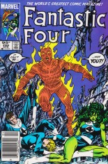 Fantastic Four (1961-1996) #289 Variant A: Newsstand Edition