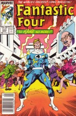 Fantastic Four (1961-1996) #302 Variant A: Newsstand Edition