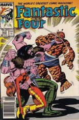 Fantastic Four (1961-1996) #303 Variant A: Newsstand Edition