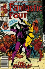 Fantastic Four (1961-1996) #307 Variant A: Newsstand Edition