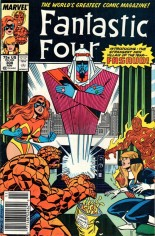 Fantastic Four (1961-1996) #308 Variant A: Newsstand Edition