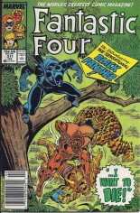 Fantastic Four (1961-1996) #311 Variant A: Newsstand Edition