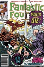 Fantastic Four (1961-1996) #324 Variant A: Newsstand Edition