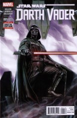 Star Wars: Darth Vader (2015-2016) #1 Variant Y: 4th Printing