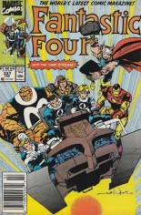 Fantastic Four (1961-1996) #337 Variant A: Newsstand Edition