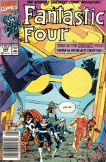 Fantastic Four (1961-1996) #340 Variant A: Newsstand Edition