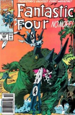 Fantastic Four (1961-1996) #345 Variant A: Newsstand Edition