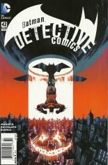 Detective Comics (2011-2016) #42 Variant A: Newsstand Edition