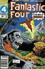 Fantastic Four (1961-1996) #360 Variant A: Newsstand Edition