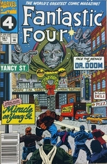 Fantastic Four (1961-1996) #361 Variant A: Newsstand Edition
