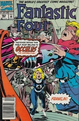 Fantastic Four (1961-1996) #363 Variant A: Newsstand Edition