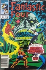 Fantastic Four (1961-1996) #364 Variant A: Newsstand Edition