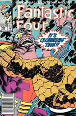 Fantastic Four (1961-1996) #365 Variant A: Newsstand Edition