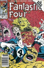Fantastic Four (1961-1996) #370 Variant A: Newsstand Edition