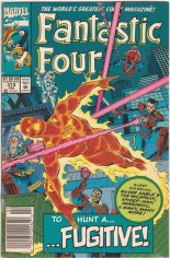 Fantastic Four (1961-1996) #373 Variant A: Newsstand Edition