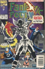 Fantastic Four (1961-1996) #377 Variant A: Newsstand Edition