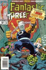 Fantastic Four (1961-1996) #383 Variant A: Newsstand Edition