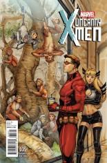 Uncanny X-Men (2013-2016) #35 Variant B: NYC Cover