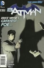 Batman (2011-2016) #19 Variant A: Newsstand Edition