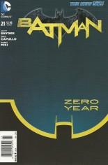 Batman (2011-2016) #21 Variant A: Newsstand Edition
