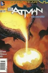 Batman (2011-2016) #22 Variant A: Newsstand Edition