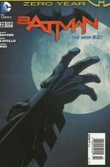 Batman (2011-2016) #23 Variant A: Newsstand Edition