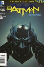 Batman (2011-2016) #24 Variant A: Newsstand Edition