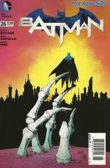 Batman (2011-2016) #26 Variant A: Newsstand Edition