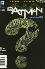Batman (2011-2016) #29 Variant A: Newsstand Edition