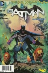 Batman (2011-2016) #33 Variant A: Newsstand Edition