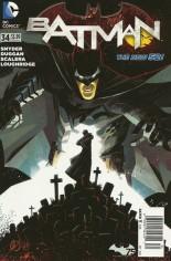 Batman (2011-2016) #34 Variant A: Newsstand Edition