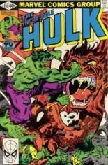 Incredible Hulk (1968-1999) #247 Variant B: Direct Edition