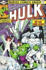 Incredible Hulk (1968-1999) #249 Variant B: Direct Edition