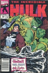 Incredible Hulk (1968-1999) #396 Variant A: Newsstand Edition