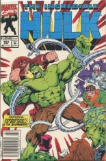 Incredible Hulk (1968-1999) #403 Variant A: Newsstand Edition