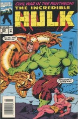 Incredible Hulk (1968-1999) #405 Variant A: Newsstand Edition