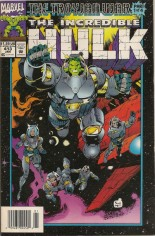 Incredible Hulk (1968-1999) #413 Variant A: Newsstand Edition