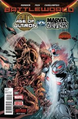 Age of Ultron vs. Marvel Zombies #2 Variant A