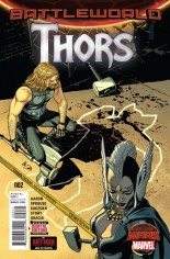 Thors (2015-2016) #2 Variant A