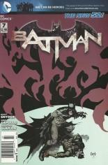 Batman (2011-2016) #7 Variant A: Newsstand Edition