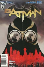 Batman (2011-2016) #4 Variant A: Newsstand Edition