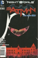 Batman (2011-2016) #9 Variant A: Newsstand Edition