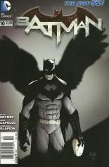 Batman (2011-2016) #10 Variant A: Newsstand Edition