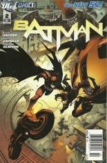 Batman (2011-2016) #2 Variant A: Newsstand Edition