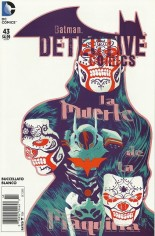 Detective Comics (2011-2016) #43 Variant A: Newsstand Edition