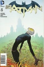 Batman (2011-2016) #43 Variant A: Newsstand Edition